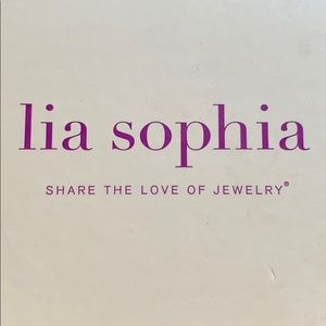 Lia Sophia Jewelry - BRAND NEW Lia Sophia bangle. says 'faith'